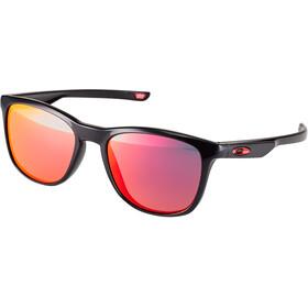 Oakley Trillbe X Gafas de Sol, matte black/ruby iridium